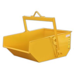 5 yard crane-dumping bucket
